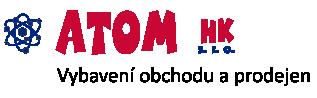 logo firmy ATOM HK