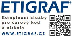 logo firmy ETIGRAF, s.r.o.