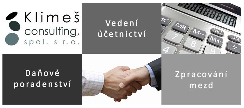 logo firmy Klimeš consulting, spol. s r.o.