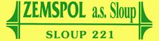 logo firmy ZEMSPOL a.s. Sloup