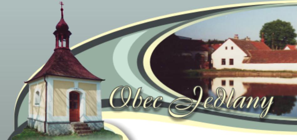 logo firmy OBEC Jedlany