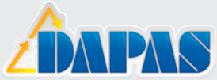 logo firmy DAPAS spol. s r.o.