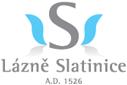 logo firmy Lázně Slatinice a.s.