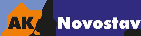 logo firmy AK PLUS NOVOSTAV