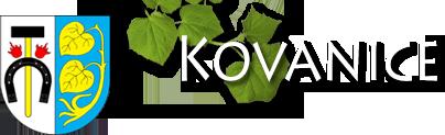 logo firmy OBEC Kovanice