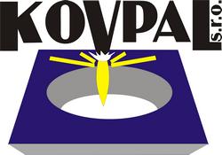 logo firmy KOVPAL