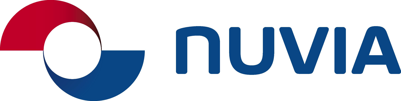 logo firmy NUVIA