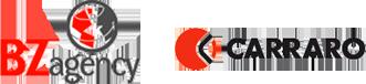 logo firmy B.Z. Agency s.r.o.