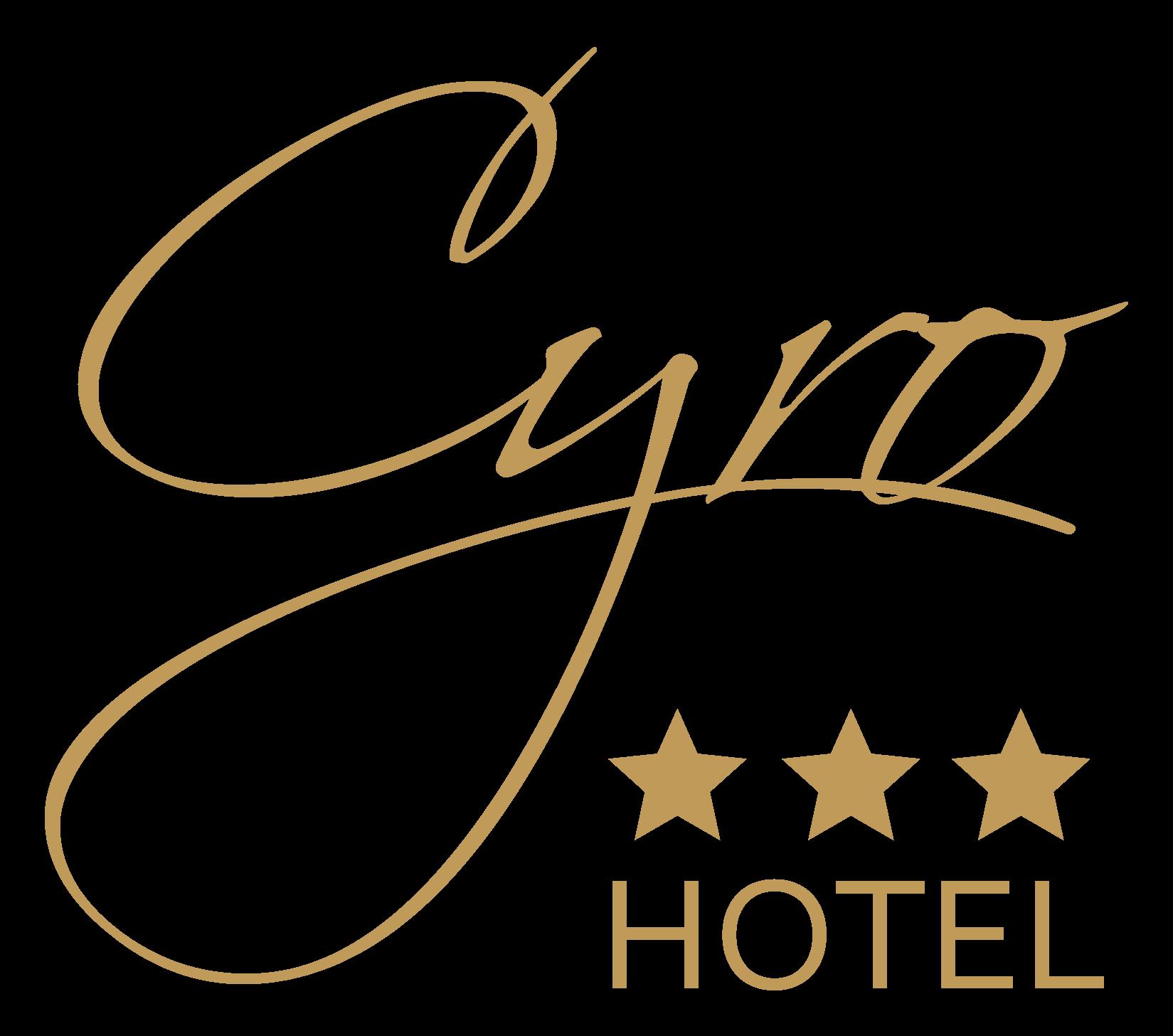 logo firmy Hotel CYRO