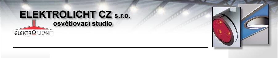 logo firmy ELEKTROLICHT CZ s.r.o.