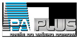 logo firmy PA PLUS, s.r.o.