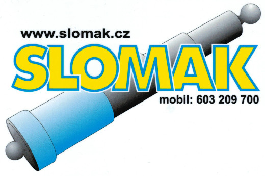 logo firmy SLOMAK spol. s r.o.