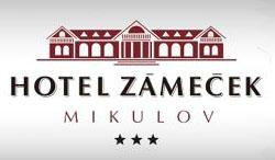 logo firmy HOTEL ZÁMEČEK MIKULOV s.r.o.