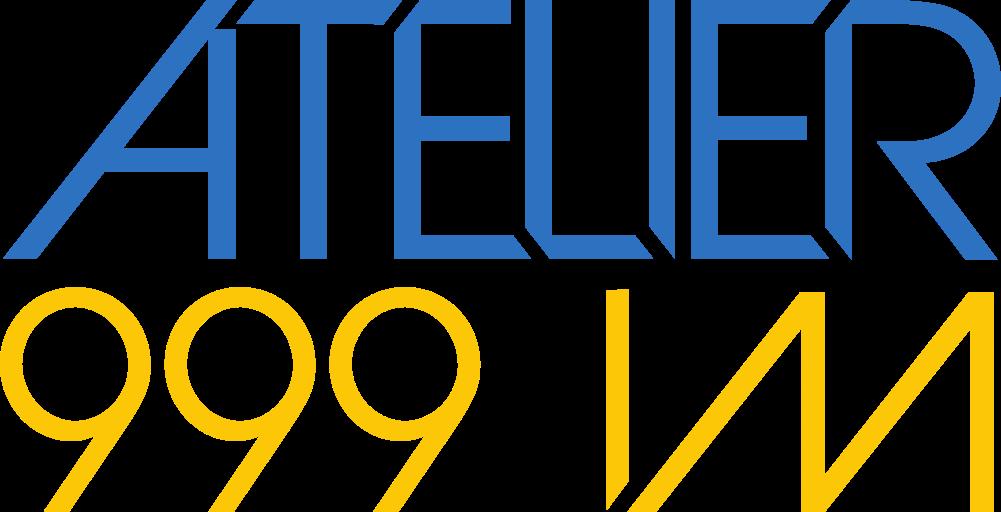 logo firmy ATELIER 999