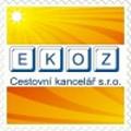 logo firmy Cestovní kanceláø EKOZ, s.r.o.