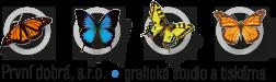 logo firmy První dobrá, s.r.o.