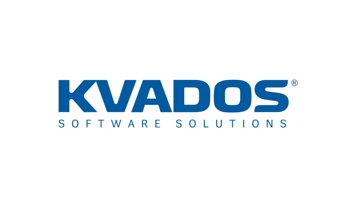 logo firmy KVADOS