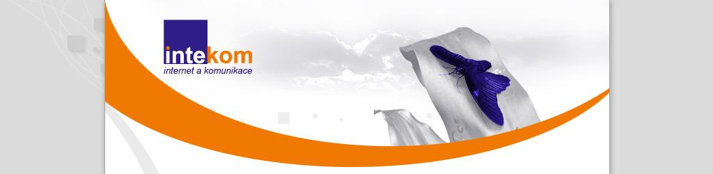 logo firmy INTEKOM Přerov s.r.o.