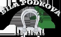 logo firmy Bílá podkova s.r.o.