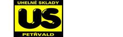 logo firmy Uhelné sklady Petøvald