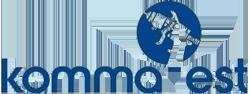 logo firmy komma-est, s.r.o.