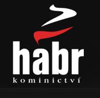logo firmy HABR KOMINICTVÍ s.r.o.
