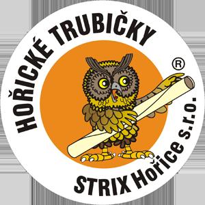 logo firmy STRIX HOØICE