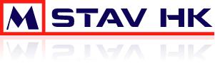 logo firmy M - STAV HK s.r.o.