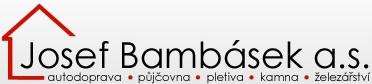 logo firmy Josef Bambásek a.s.