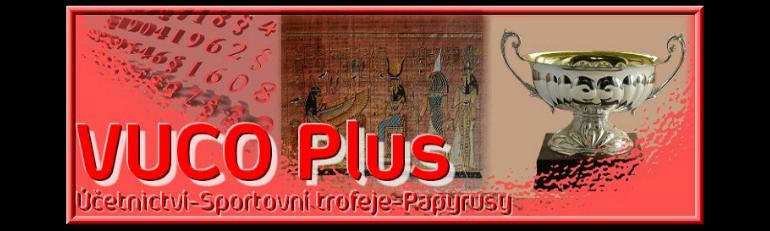 logo firmy VUCO PLUS s.r.o.