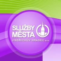 logo firmy Služby mìsta Jindøichùv Hradec s.r.o.