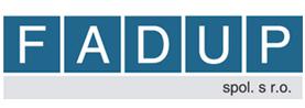 logo firmy FADUP,spol. s r.o.