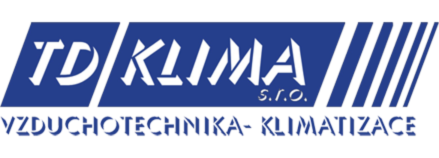 logo firmy TD KLIMA, s.r.o.