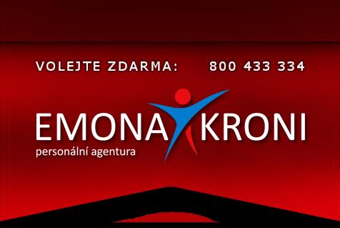 logo firmy EMONA KRONI s.r.o.
