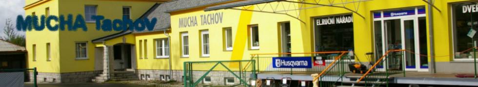 logo firmy MUCHA - Tachov s.r.o.