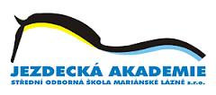 logo firmy SOŠ JEZDECKÁ AKADEMIE