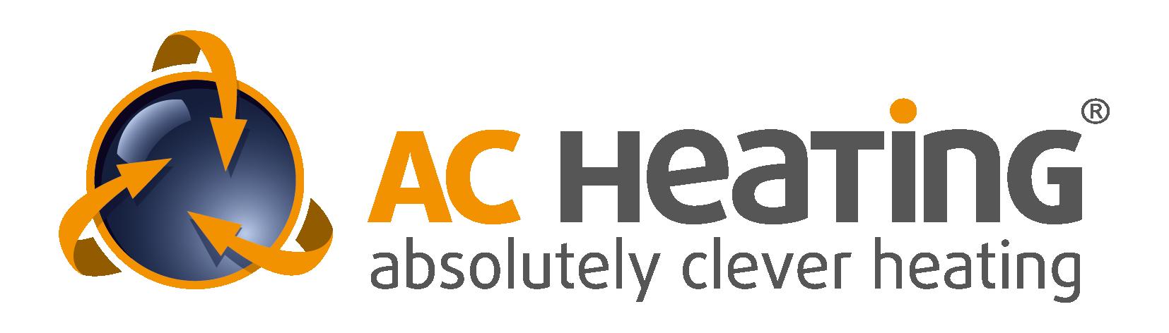 logo firmy AC Heating tepelná čerpadla – KUFI INT, s.r.o.
