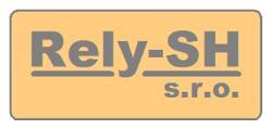 logo firmy Rely-SH s.r.o.