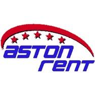 logo firmy ASTON RENT