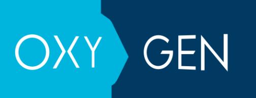 logo firmy OXYGEN s.r.o.