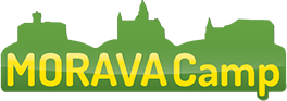 logo firmy CAMP MORAVA