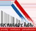 logo firmy SK Fasády s.r.o.