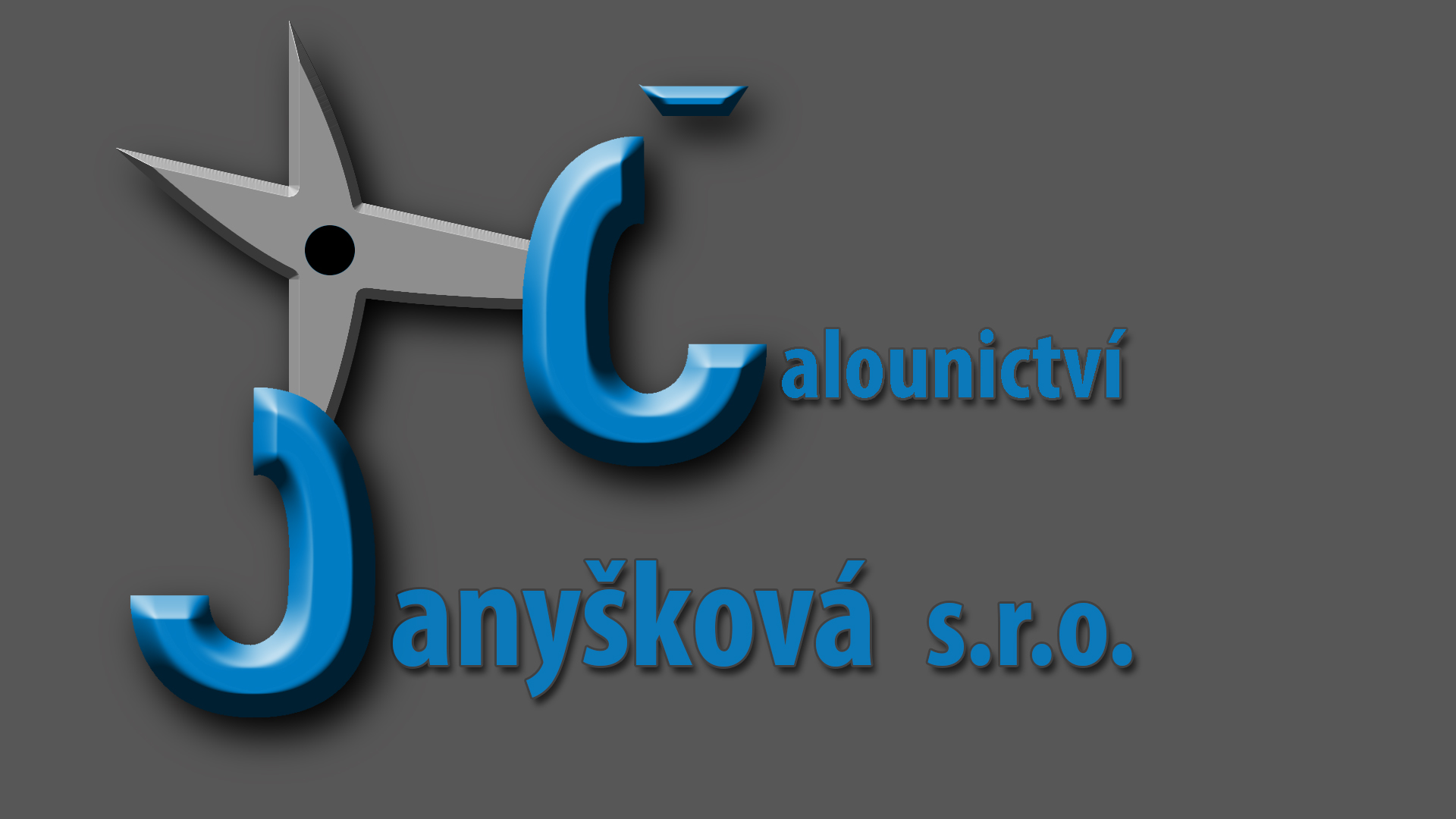 logo firmy JANYŠKOVÁ s.r.o.