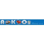 logo firmy AKO Blatný s.r.o.