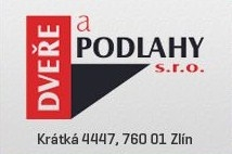 logo firmy DVEŘE a PODLAHY s.r.o.
