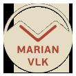 logo firmy MARIAN VLK, s.r.o.