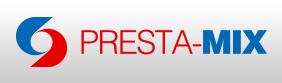 logo firmy PRESTA-mix, spol. s r.o.