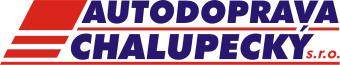 logo firmy CHALUPECKÝ AUTODOPRAVA
