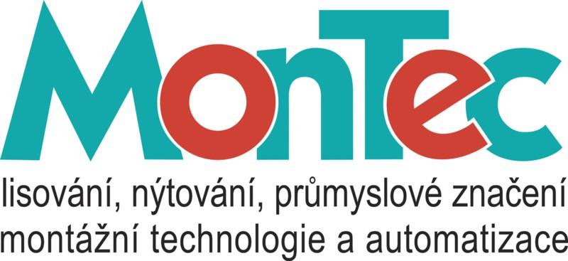 logo firmy MONTEC CZ