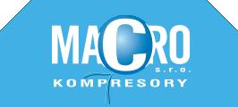 logo firmy MACRO KOMPRESORY, s.r.o.